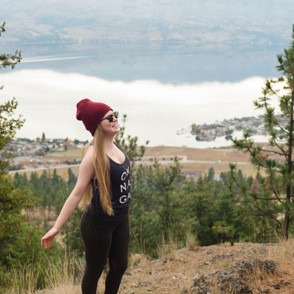 Okanagan Tank - Mount Boucherie - 351 Apparel